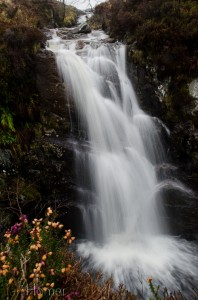 Waterfall, Ben Venue, Trossachs